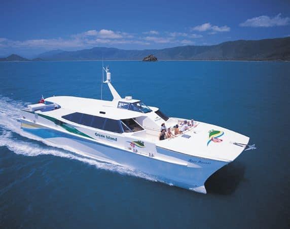 Green Island Ferry Big Cat