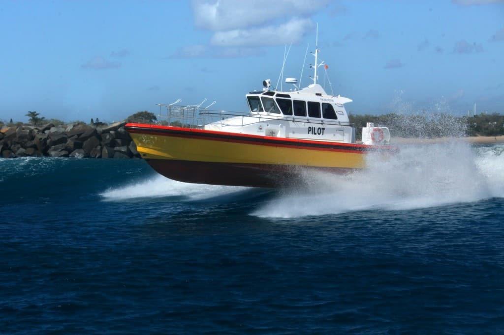 Skirmish Pilot Boat