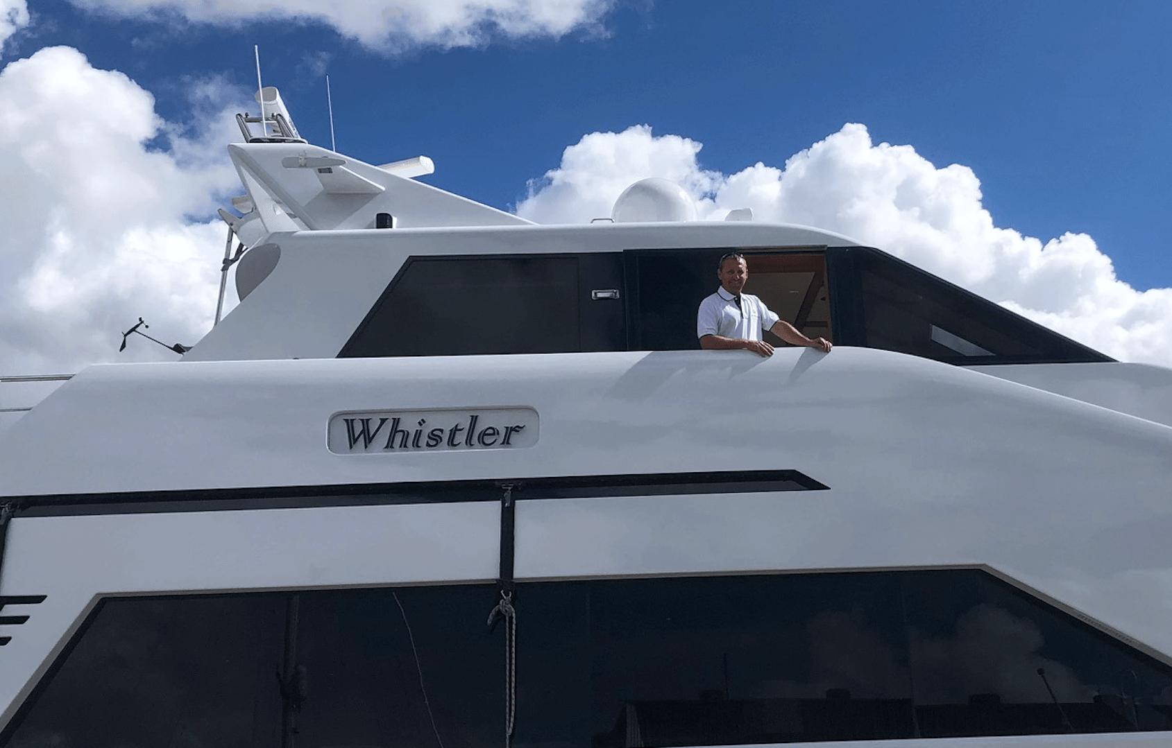 Whistler skipper