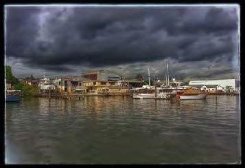 1990 - New Boat Yard ‐ Byron Street Bulimba
