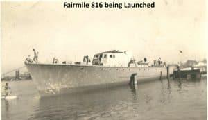 Fairmile 816 001