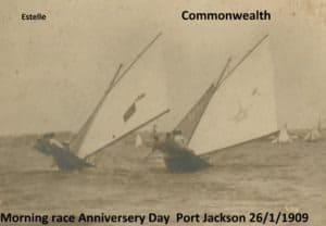 Commonwealth Aniversary day 1909