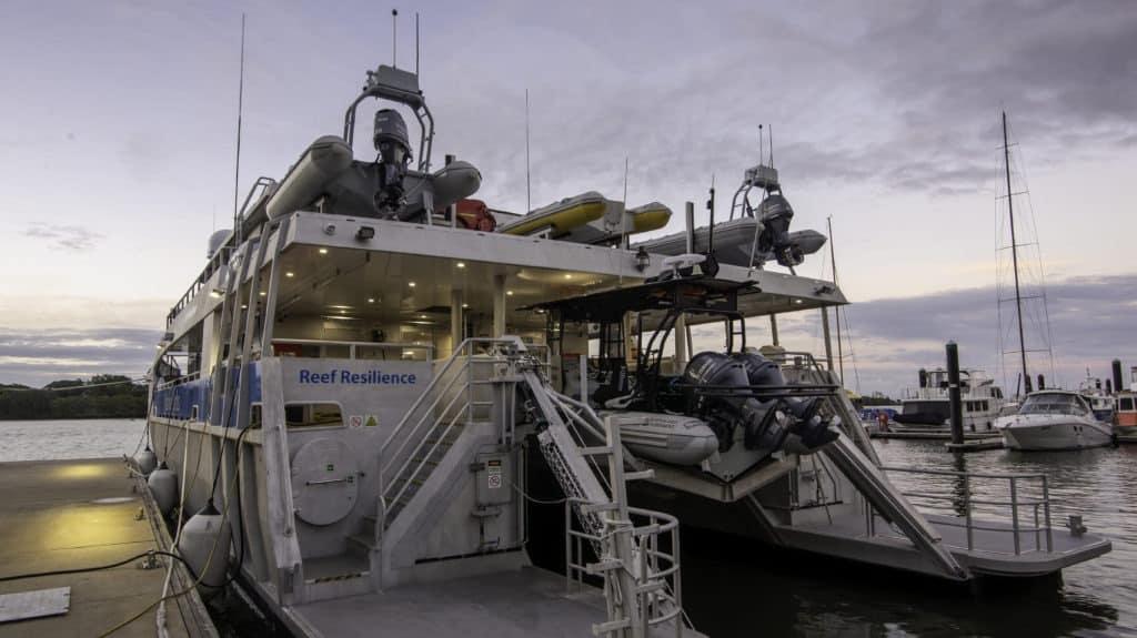 QLD Marine Parks 24m Catamaran-17-min
