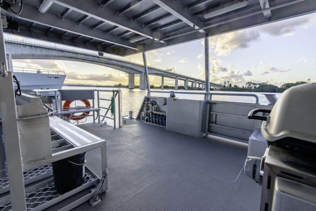 NWS - Marine Parks Catamaran 17m (10 of 75)-min