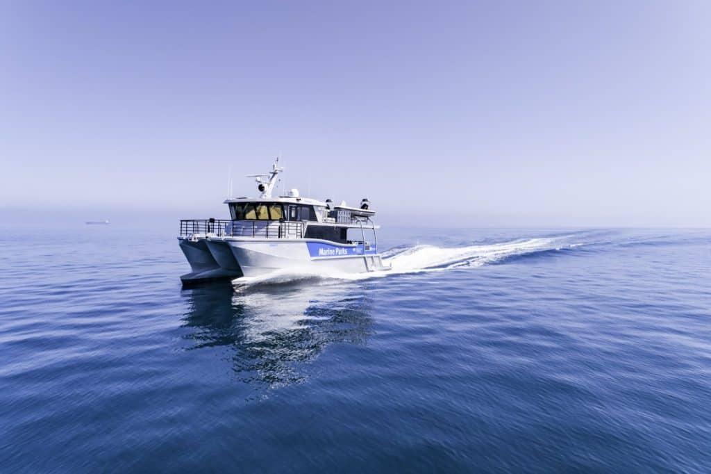 NWS - Marine Parks Catamaran 17m (11 of 54)-min
