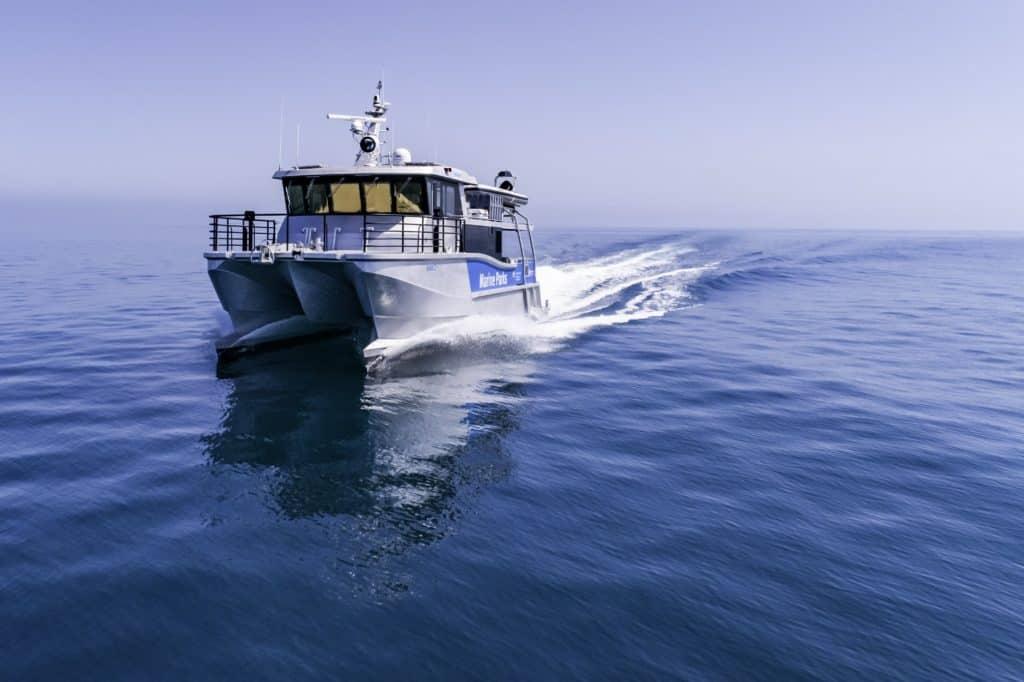NWS - Marine Parks Catamaran 17m (12 of 54)-min