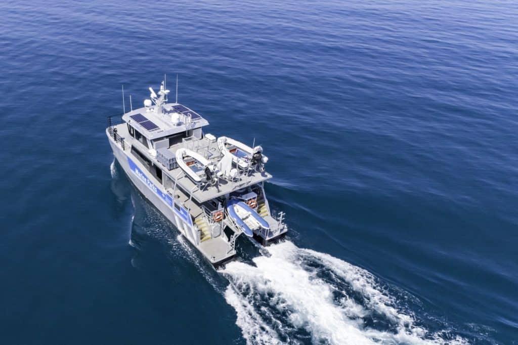 NWS - Marine Parks Catamaran 17m (18 of 54)-min