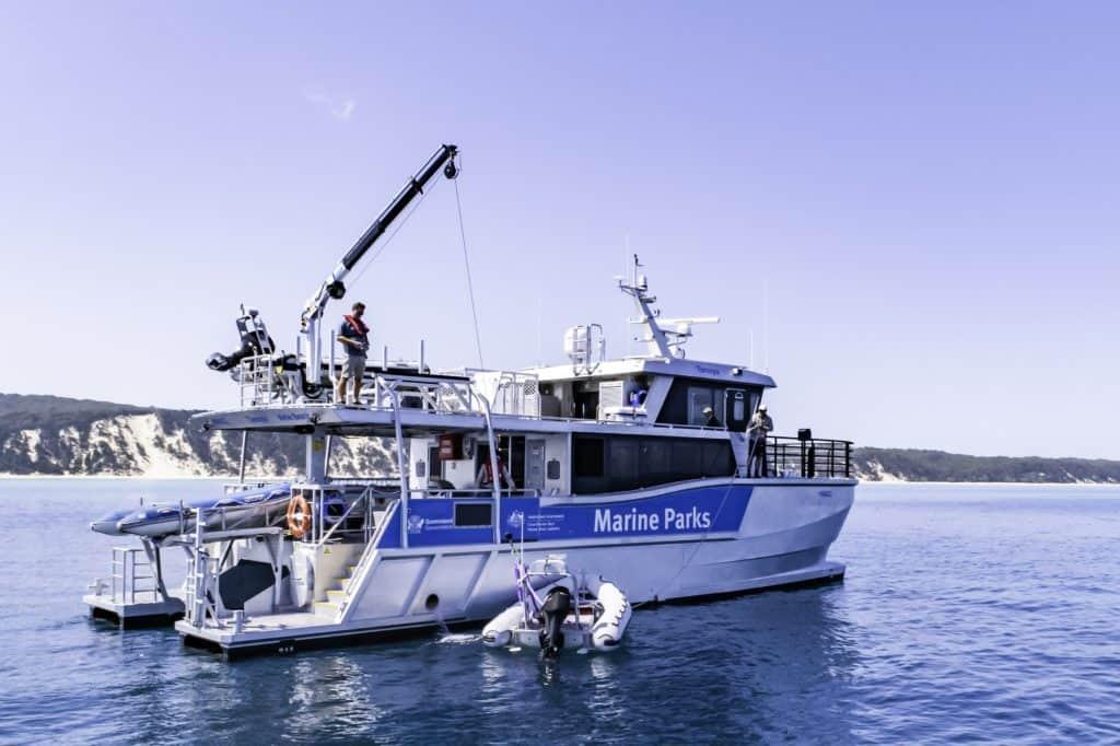 NWS - Marine Parks Catamaran 17m (21 of 54)-min
