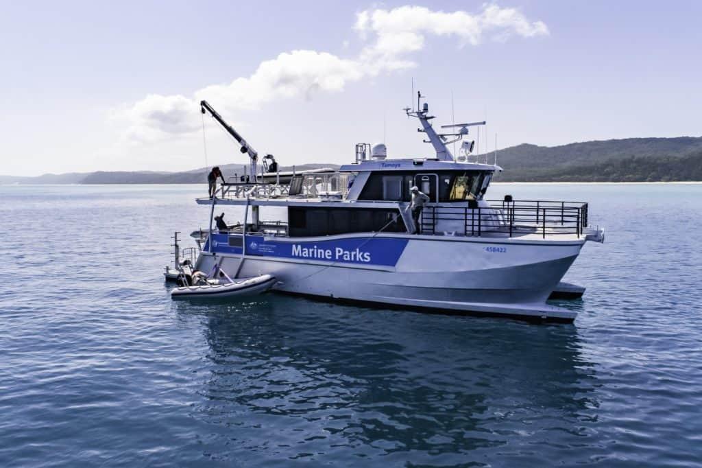 NWS - Marine Parks Catamaran 17m (22 of 54)-min
