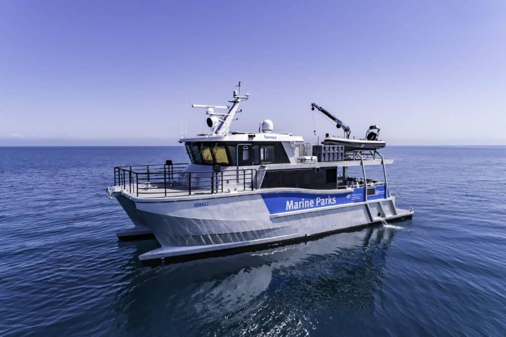 NWS - Marine Parks Catamaran 17m (23 of 54)-min