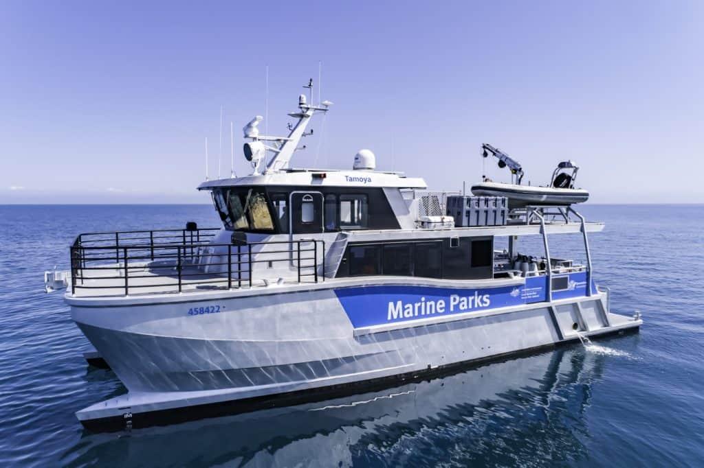 NWS - Marine Parks Catamaran 17m (24 of 54)-min
