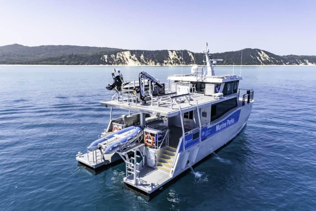 NWS - Marine Parks Catamaran 17m (26 of 54)-min