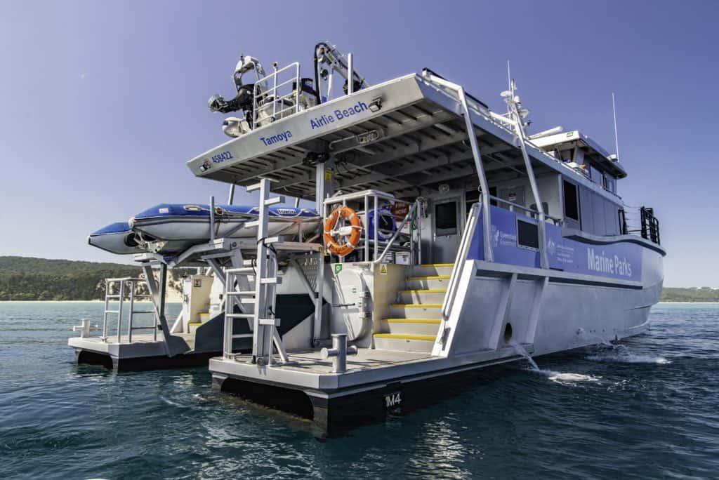 NWS - Marine Parks Catamaran 17m (29 of 54)-min