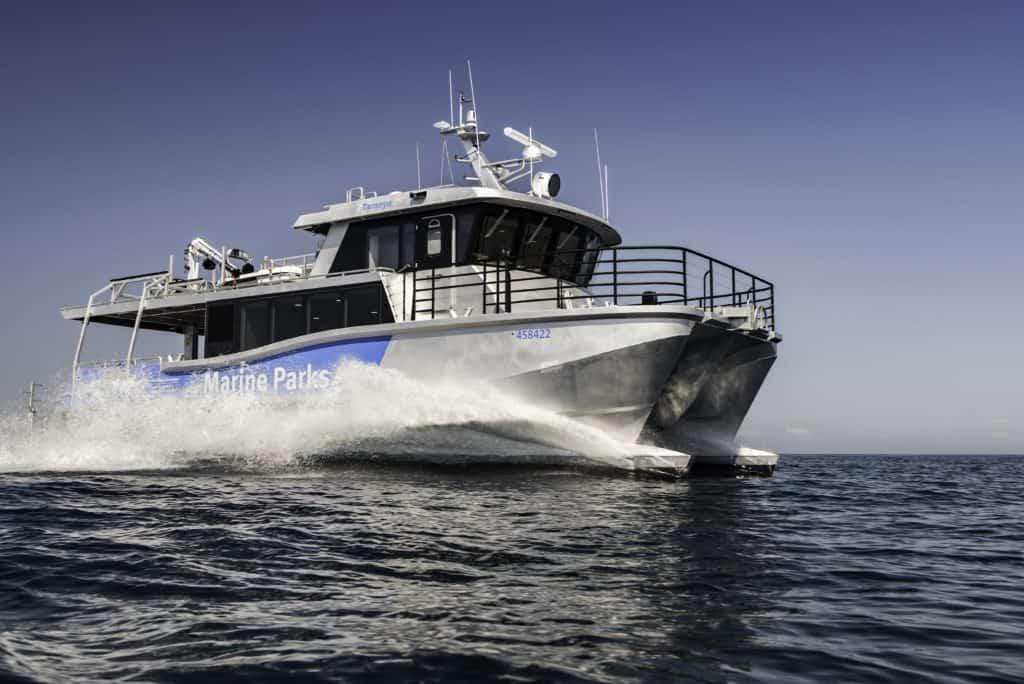 NWS - Marine Parks Catamaran 17m (45 of 54)-min