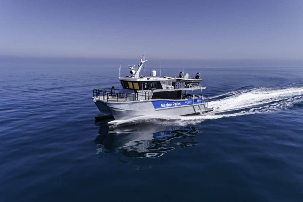 NWS - Marine Parks Catamaran 17m (5 of 54)-min