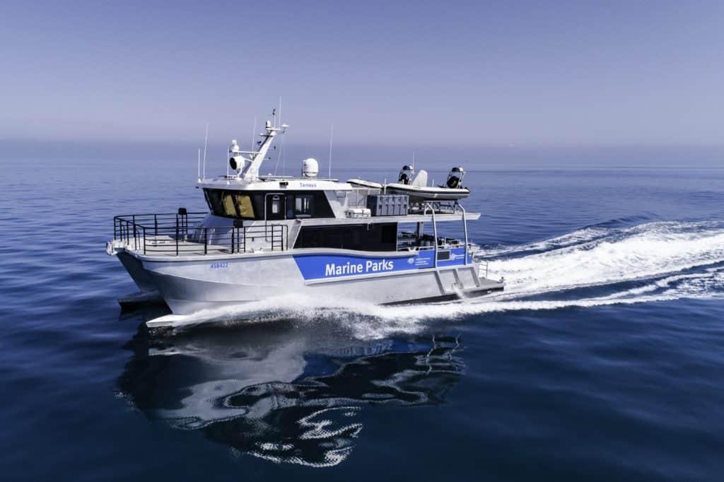 NWS - Marine Parks Catamaran 17m (6 of 54)-min