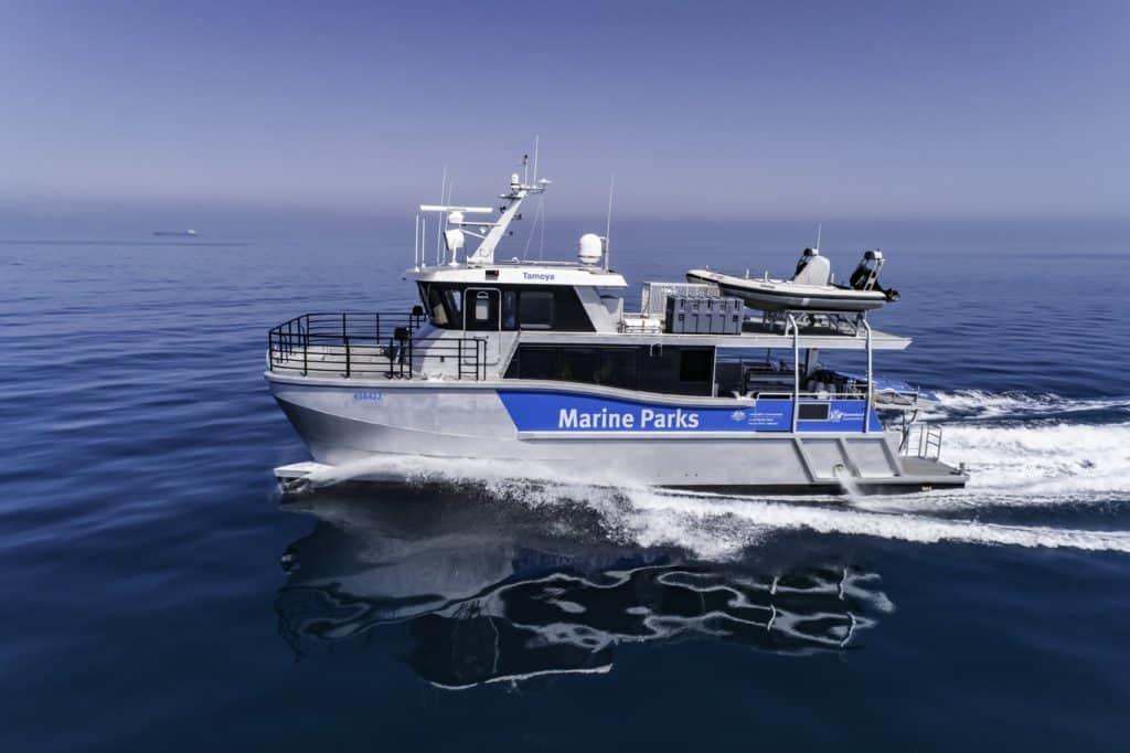 NWS - Marine Parks Catamaran 17m (8 of 54)-min